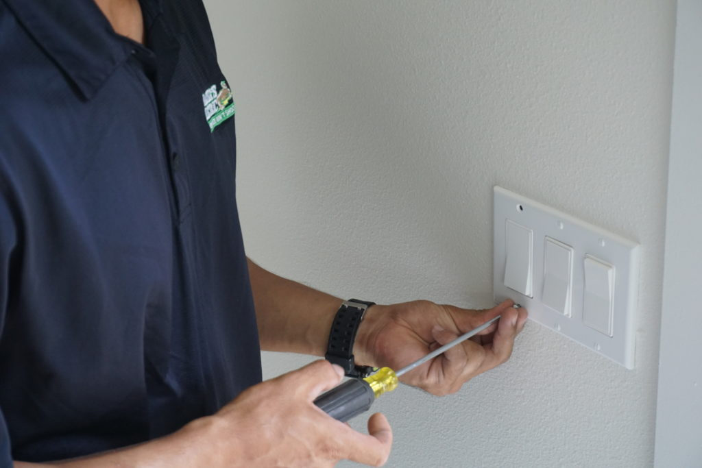 Residential energy saving lighting systems in Hilo, Hawaii
