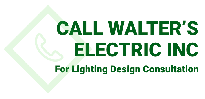 Call Walter's Electric today!