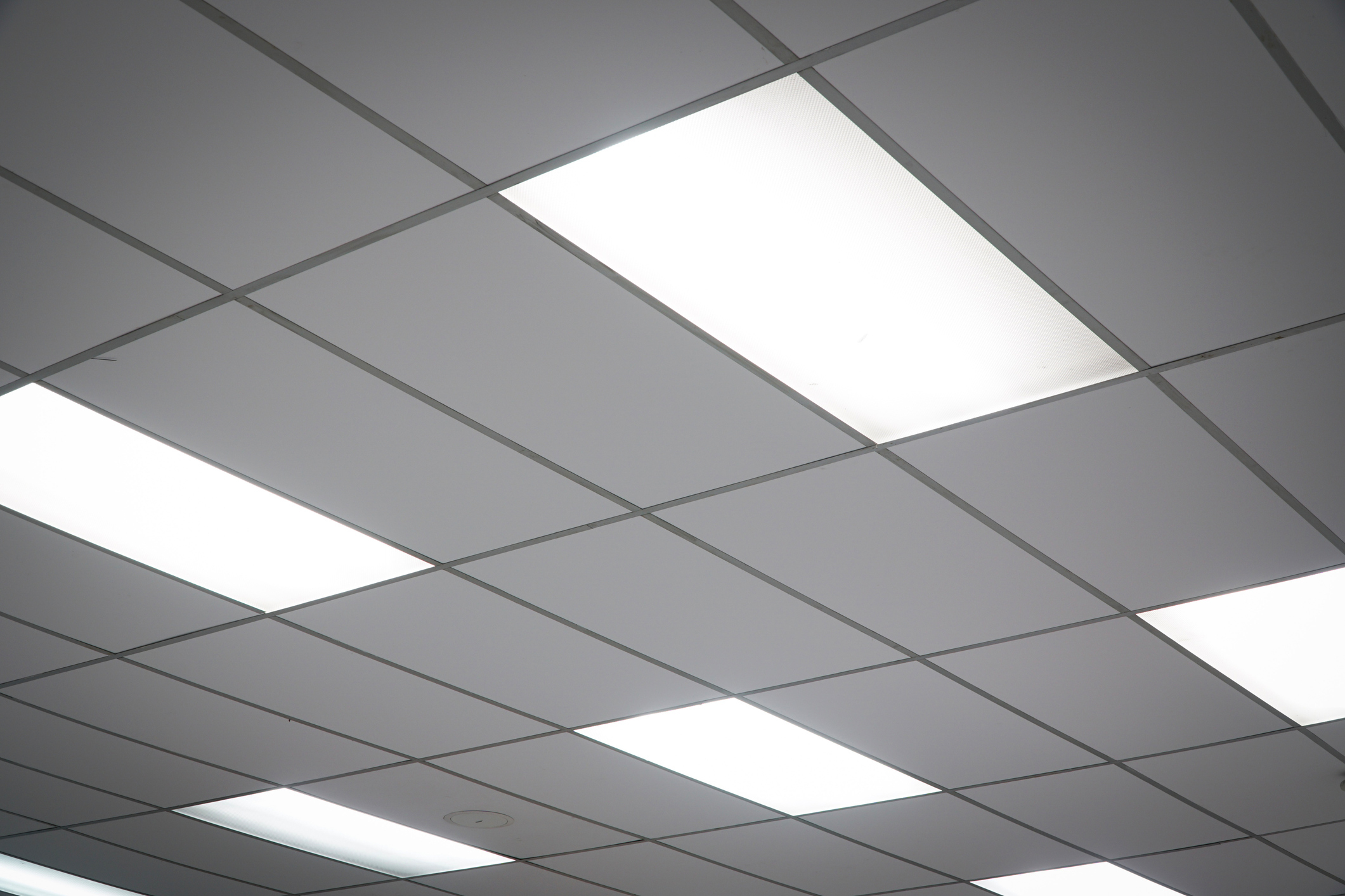 Office Warehouse Lighting Design Installation Hilo Hi Commercial Wiring Flouresent Lights